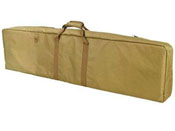 Ncstar Discreet Double Tan Rifle Case