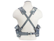 AK Magazine Chest Rig