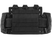 Ncstar Black Battle Belt With Pistol Belt