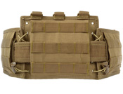 Ncstar Tan Battle Belt With Pistol Belt