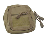Ncstar Tan Small Utility Pouch