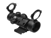 Ncstar Tactical Red Green Dot Sight With Cantilever Weaver Mount