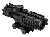 NcStar Tri-Rail Series 2-7X32 Rifle Scope