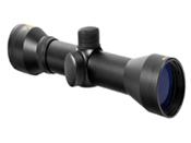 Ncstar Shooter I Series 4X32 Blue Lens Airgun Black Scope