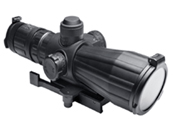 Ncstar SRT Series 3-9X42 Red Laser Mil Dot Rifle Scope