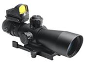 Ncstar Mark III Tactical P4 Sniper Rifle Scope