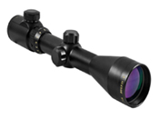 Ncstar Euro Series 3-12X50e Red Ill. Mil Dot Rifle Scope