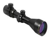 Ncstar Euro Series 3-12X50e Red Ill. Small Cross Rifle Scope