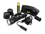Nitecore Flashlight Hunters Complete Set
