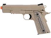 KWC Colt 1911 Rail Gun CO2 Blowback Airsoft Pistol