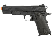 Cybergun Colt 1911 Rail Gun CO2 Blowback Airsoft Pistol