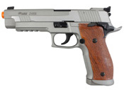 Cybergun Sig Sauer P226 X-Five CO2 Blowback Pistol
