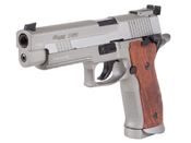 Cybergun Sig Sauer P226 X-Five CO2 Blowback Steel BB Pistol
