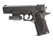 KWC Tanfoglio 1911 CO2 NBB Steel BB Pistol Kit