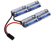 Cybergun 9.6V- 2000 Mah Double Twin Intellect Battery