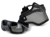 Swiss Arms Tactical Mask and Goggles