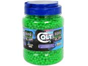Colt Green Airsoft BBs - .12g