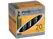 Firepower 20 Pack Box - Co2