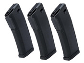 PTS ERG EPM 30/120 Round M4 Airsoft Magazine - 3pc