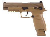 Sig Sauer M17 P320 ASP CO2 Blowback Pellet gun