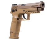 Sig Sauer M17 P320 ASP CO2 Blowback Pellet Pistol