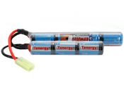 Tenergy 8.4V 1600mAh NIMH Butterfly Style Battery