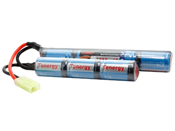 Tenergy 8.4V 1600mAh NIMH Butterfly Style Battery