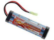 9.6V 1600mAh Flat NiMH Airsoft Battery Pack