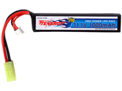 Tenergy 11.1V 1000mAh LiPo Airsoft Stick Battery