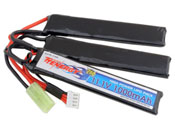 Tenergy 11.1V 1000mAh 3-Cell LiPo Airsoft Battery