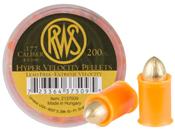 RWS Hyper Velocity .177 Pellets 200-Pack