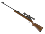 RWS Model 34 Combo Airgun Pellet Rifle with Scope