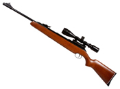 RWS Model 48 Combo Sidelever Action Airgun Pellet Rifle with Scope