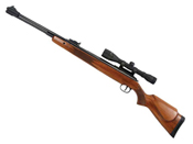 RWS Model 460 Magnum Combo Underlever Action Pellet Rifle with Scope