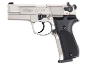 Walther CP88 Nickel Black Synthetic Grips CO2 Air gun
