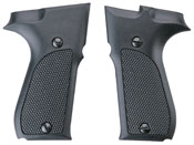 Umarex Black Plastic Grips For CP88 Pistol