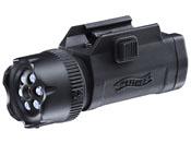 Umarex Walther FLR 650 LED Flashlight/Laser Sight
