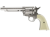 Colt Nickel Peacemaker SAA CO2 Revolver