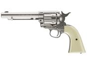 Umarex Colt Nickel Peacemaker SAA CO2 NBB Steel BB Revolver