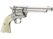 Colt Nickel Peacemaker SAA CO2 Revolver