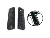 Colt Black Plastic Grips For Goverment Model 1911
