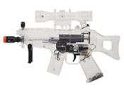 Walther SG-S Clear Mini Electric Airsoft Gun