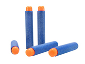 Rekt Foam Darts (Blue) - 24 Counts
