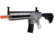 Heckler and Koch 416 AEG Airsoft Rifle - Clear