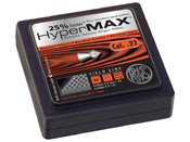 RWS Hypermax 5.5mm .22 Pellets 80-Pack