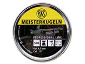 RWS Meisterkugeln 0.53 .177 Cal Pellets 500-Pack
