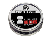 RWS Super H-Point 1.62 .25 Cal Pellets 150-Pack