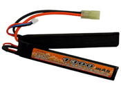 7.4V 1300mAh 25C LIPO AEG Mini Battery