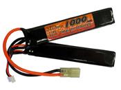 7.4V 1000mAh 15C LIPO AEG Battery