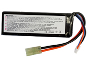 7.4V 1800mAh 20C LIPO AEG Battery